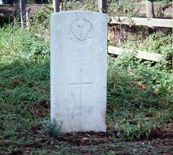 Those Neglected War Graves